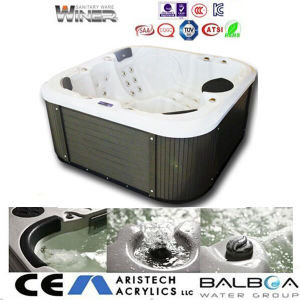 Chinese Manufacturer of Low Price Outdoor Hot Tub SPA