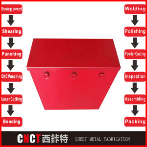 Sheet Metal Fabricator in China pictures & photos