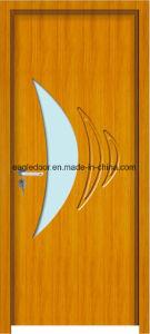 American Latest Design PVC Interior Wooden Doors (EI-P177) pictures & photos