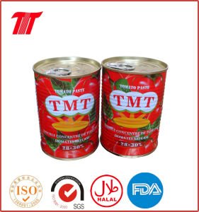 Tomato Paste for Burkina Faso 2200g pictures & photos