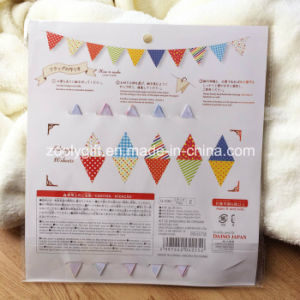 Custom Printing Decorative Paper Banner pictures & photos