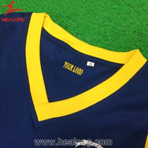 Healong Cheap Pattern Girls Sexy Netball Dress Custom Sublimation Netball Uniforms pictures & photos