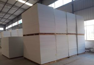 PVC Foam Board for Building Construction pictures & photos