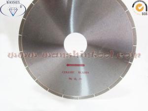 Artificial Ceramic Diamond Saw Blade Diamond Tool pictures & photos