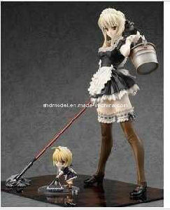 Resin Japanese Anime Figure (OEM) pictures & photos