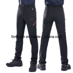 Soft Shell Waterproof Windbreaker Trousers pictures & photos