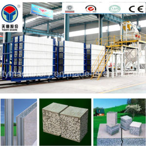 Lightweight Cement EPS Sandwich Wall Panel Making Machine pictures & photos