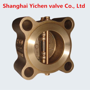 Lug Wafer Type Duo Sewage Check Valve pictures & photos