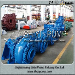 China Supplier High Pressure Centrifugal Sand and Gravel Pump pictures & photos
