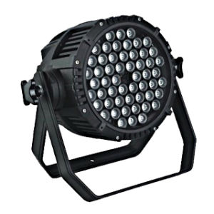 54*3W RGB 3 In1 LED Outdoor PAR Can Light pictures & photos