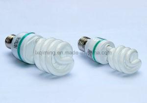15W Half Spiral Energy Saving Lamp pictures & photos