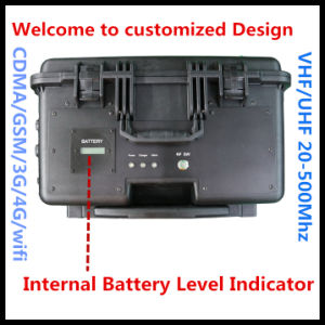 Portable Jammer, Cell Phone Jammer, All-in-One Signal Jammer, Internal Antennas Jammer pictures & photos