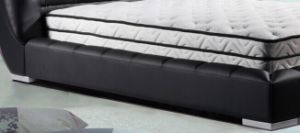 Latest Soft Leather Beds (2883) pictures & photos