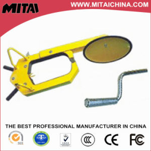 Baking Painted Anti-Theft 2.0 Thickness Car Wheel Clamp (CLS-01A) pictures & photos