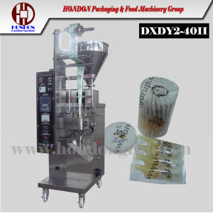 Automatic Honey Sachet Packaging Machine (DXDY2-40II) pictures & photos