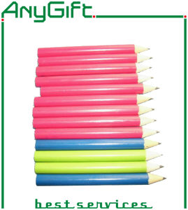 Pencil with Customized Logo and Color with Eraser pictures & photos