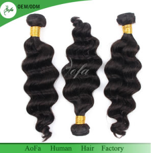 Body Wave 100% Brazilian Human Virgin Hair Remy Hair pictures & photos