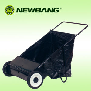 26′′ Push Sweeper for Garden Cleaning pictures & photos
