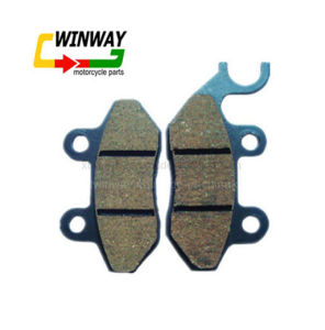 Ww-5111 Non-Asbestos, Zb125 Motorcycle Disc Brake Pad pictures & photos