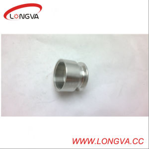 Wenzhou Stainless Steel NPT Female Clamped Adapter pictures & photos