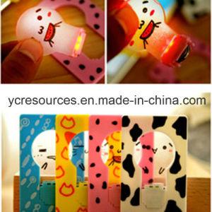 Cute Cartoon Card Night Light (EA26008) pictures & photos