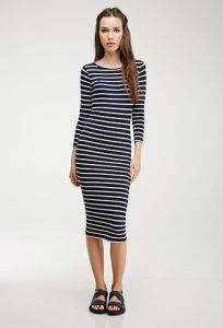 2015 New Fashion Stripe Women Dress Wholesale China pictures & photos