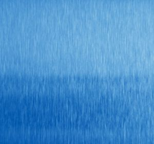 Blue Brushed Stainless Steel Sheet for Bathroom Accessories pictures & photos