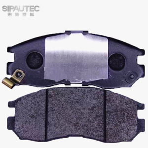 Chinese Car Auto Parts Brake Pad (D484) for Hafei Hyundai Mitsubishi pictures & photos