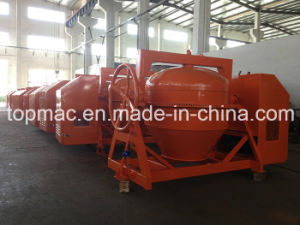 China Cheap Mini Diesel Concrete Mixer pictures & photos