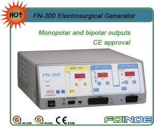 Fn-300 Medical Electrosurgical Cautery Unit pictures & photos