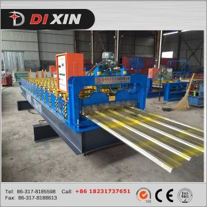 Dixin Hot Sale 840 Roofing Sheet Making Machine pictures & photos