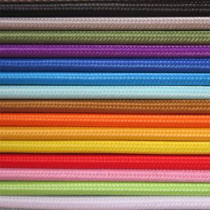 Textile Cable, Braided Cable, Cloth Covered Cable, Fabric Wire pictures & photos