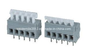 PCB Spring Terminal Block (DG242R-5.0 Euro Type)