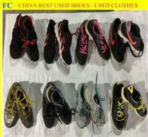 Cheap Used Shoes for Africa in Very Good Quality pictures & photos