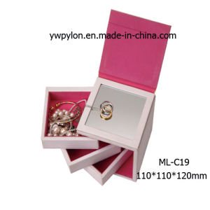 High-End MDF Jewelry Box, Jewelry Storage (ML-C19)
