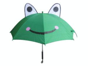 Animal Design Frog Children Umbrella (CU006) pictures & photos