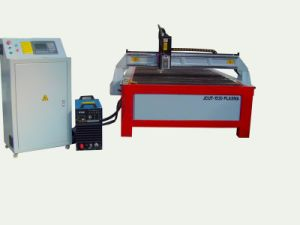 Jcut CNC Plasma Cutting Machine for SS/MS/Iron/Galvanized Steel Sheets (JCUT-1530/1325)