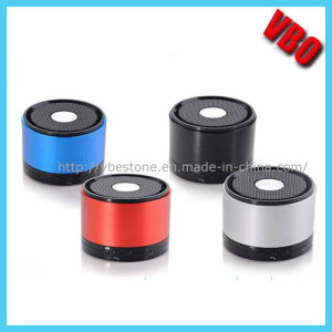 Rechargeable Mini Wireless Bluetooth Speaker for Mobile Phone MP3 (BS-140) pictures & photos