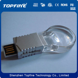 China Factory Promotion Gift OEM Acrylic USB Thumb Drive pictures & photos