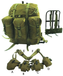 Individual Carrying Equipment pictures & photos
