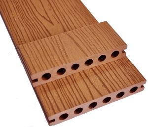 Top Quality Co-Extruded WPC Decking pictures & photos