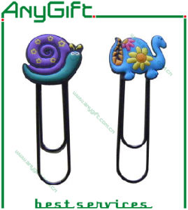 PVC Bookmark with Customized Logo (LAG-PBM-01) pictures & photos