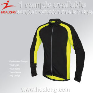 Healong Customized Sublimated Girls Bicycle Cycling Jersey Shirt pictures & photos