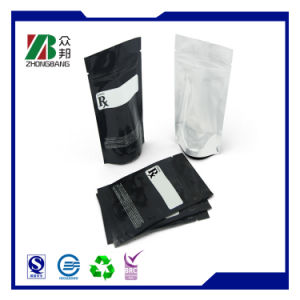 Tobacco Packaging Bag/Plastic Tobacco Bag with Resealable Zipper/Tobacco Pouch pictures & photos