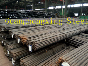 Construct/Concrete Deformed Steel Bars with High Quality