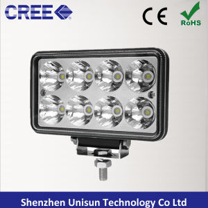 4X6 4inch 24W LED Headlight, LED Front Light pictures & photos