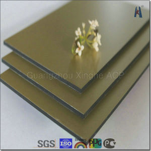 Alupanel Brand ACP Cladding Wall Decoration Material pictures & photos