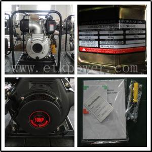 "Open Type 4"" Diesel Water Pump pictures & photos"