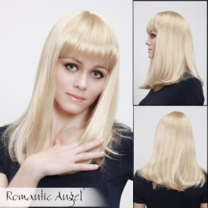 100% Kanekalon Synthetic Fashion Full Wigs pictures & photos