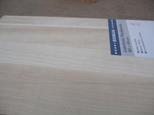 Paulownia Edge Glued Panel (SH-02)
